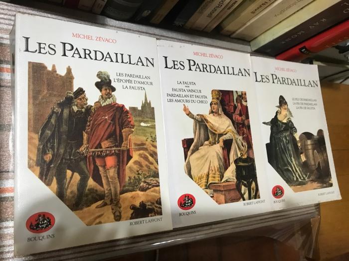 Les Pardaillan - Covers - Le Bouquins