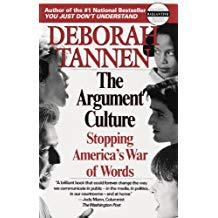 DT-The Argument Culture